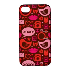 Xoxo! Apple iPhone 4/4S Hardshell Case with Stand