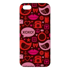 Xoxo! Apple Iphone 5 Premium Hardshell Case