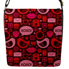 Xoxo! Flap Messenger Bag (s)