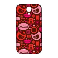 Xoxo! Samsung Galaxy S4 I9500/i9505  Hardshell Back Case