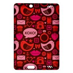 Xoxo! Amazon Kindle Fire Hd (2013) Hardshell Case