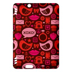 Xoxo! Kindle Fire Hdx Hardshell Case