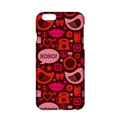 Xoxo! Apple Iphone 6/6s Hardshell Case
