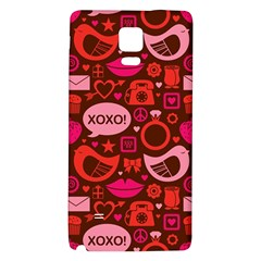 Xoxo! Galaxy Note 4 Back Case