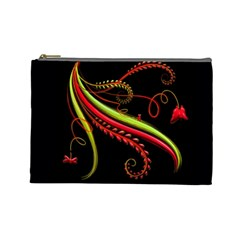 Cool Pattern Designs Cosmetic Bag (Large)