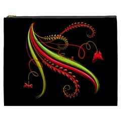 Cool Pattern Designs Cosmetic Bag (xxxl)