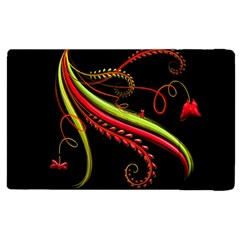 Cool Pattern Designs Apple iPad 2 Flip Case