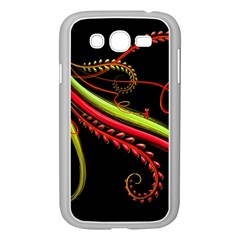 Cool Pattern Designs Samsung Galaxy Grand Duos I9082 Case (white)