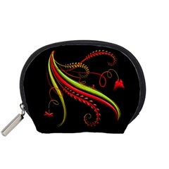 Cool Pattern Designs Accessory Pouches (Small)