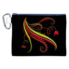 Cool Pattern Designs Canvas Cosmetic Bag (xxl)