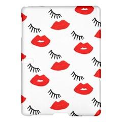 Smooch Pattern Design Samsung Galaxy Tab S (10.5 ) Hardshell Case