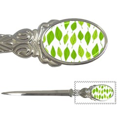Spring Pattern Letter Openers