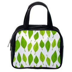 Spring Pattern Classic Handbags (one Side)