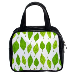 Spring Pattern Classic Handbags (2 Sides)