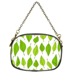 Spring Pattern Chain Purses (two Sides)