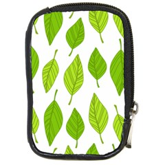 Spring Pattern Compact Camera Cases