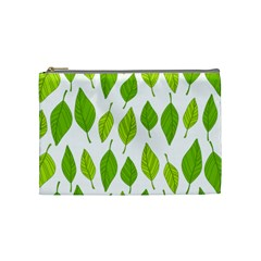 Spring Pattern Cosmetic Bag (medium)