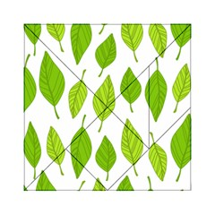 Spring Pattern Acrylic Tangram Puzzle (6  x 6 )