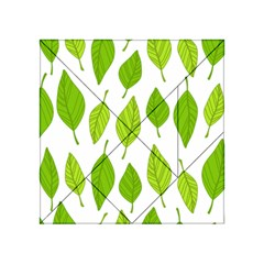 Spring Pattern Acrylic Tangram Puzzle (4  X 4 )