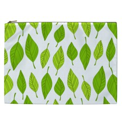 Spring Pattern Cosmetic Bag (XXL)
