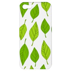 Spring Pattern Apple Iphone 5 Hardshell Case
