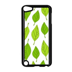 Spring Pattern Apple iPod Touch 5 Case (Black)