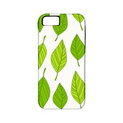 Spring Pattern Apple iPhone 5 Classic Hardshell Case (PC+Silicone)