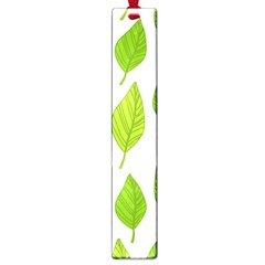 Spring Pattern Large Book Marks