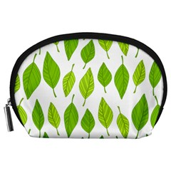 Spring Pattern Accessory Pouches (large)