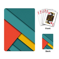 Color Schemes Material Design Wallpaper Playing Card