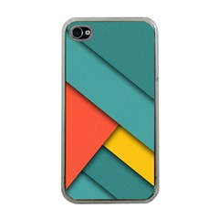 Color Schemes Material Design Wallpaper Apple Iphone 4 Case (clear)