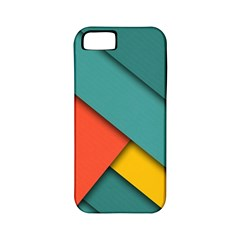 Color Schemes Material Design Wallpaper Apple Iphone 5 Classic Hardshell Case (pc+silicone)