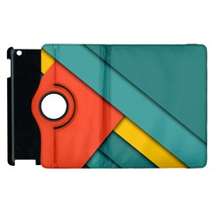 Color Schemes Material Design Wallpaper Apple Ipad 2 Flip 360 Case