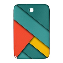 Color Schemes Material Design Wallpaper Samsung Galaxy Note 8 0 N5100 Hardshell Case