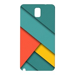 Color Schemes Material Design Wallpaper Samsung Galaxy Note 3 N9005 Hardshell Back Case