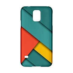 Color Schemes Material Design Wallpaper Samsung Galaxy S5 Hardshell Case
