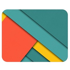 Color Schemes Material Design Wallpaper Double Sided Flano Blanket (medium)