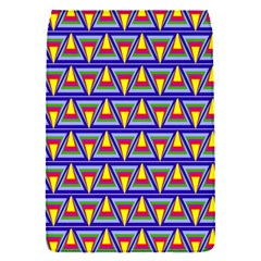 Seamless Prismatic Pythagorean Pattern Flap Covers (s)