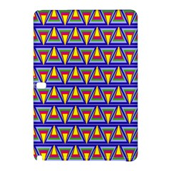 Seamless Prismatic Pythagorean Pattern Samsung Galaxy Tab Pro 12 2 Hardshell Case