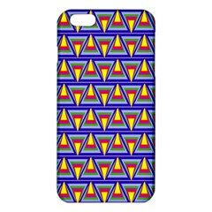 Seamless Prismatic Pythagorean Pattern Iphone 6 Plus/6s Plus Tpu Case