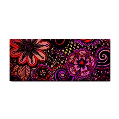 Sunset Floral Cosmetic Storage Cases