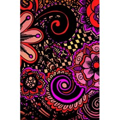 Sunset Floral 5 5  X 8 5  Notebooks
