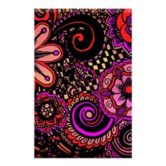 Sunset Floral Shower Curtain 48  X 72  (small)
