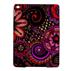 Sunset Floral Ipad Air 2 Hardshell Cases