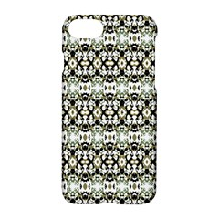 Abstract Camouflage Apple Iphone 7 Hardshell Case