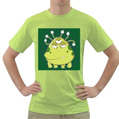 The Most Ugly Alien Ever Green T Shirt