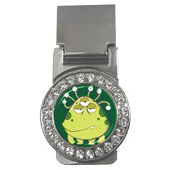 The Most Ugly Alien Ever Money Clips (cz)