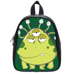 The Most Ugly Alien Ever School Bags (Small)