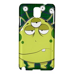 The Most Ugly Alien Ever Samsung Galaxy Note 3 N9005 Hardshell Case