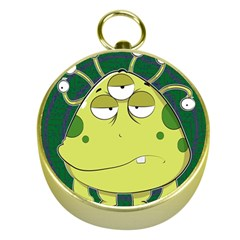The Most Ugly Alien Ever Gold Compasses